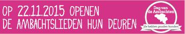 Banner Dag van de Ambachten